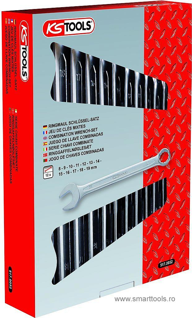 set-chei-combinate-12-piese-ks-tools