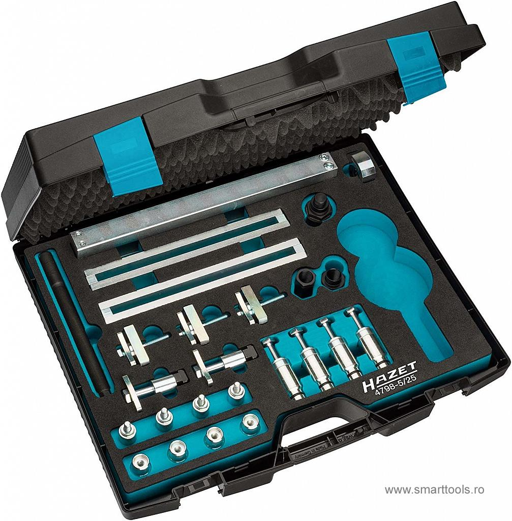 Set extractoare injectoare Siemens, Denso si Delphi