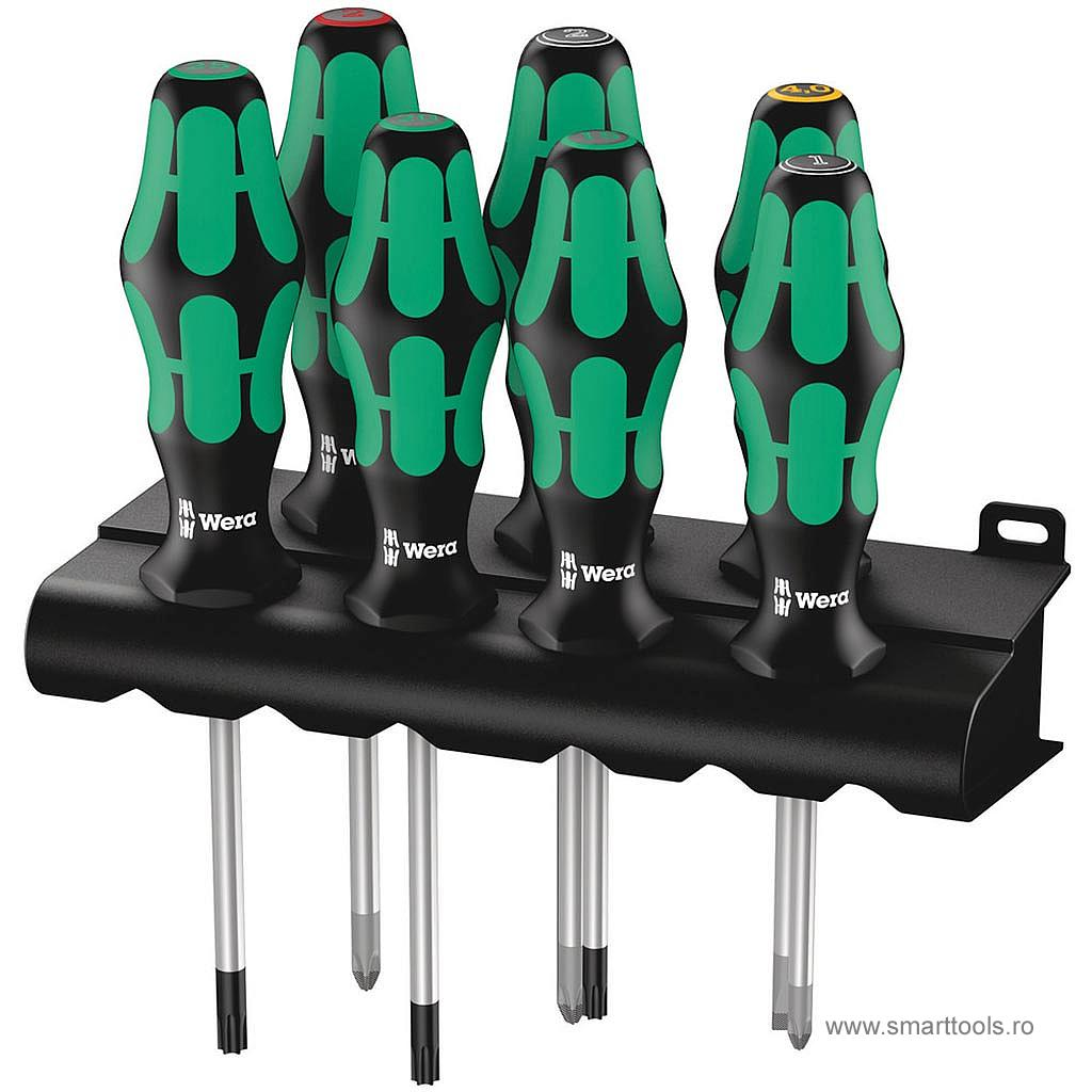 Set de surubelnite Rack Kraftform Plus Lasertip+Rack